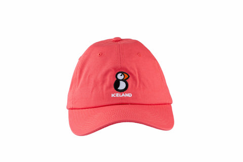 Icelandic sweaters and products - Baseball cap - Puffin Design Hat - Shopicelandic.com
