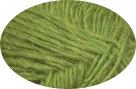 Lett Lopi 1406 - spring green heather - Lett Lopi Wool Yarn - Shop Icelandic Products