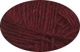 Lett Lopi 1409 - garnet red heather - Lett Lopi Wool Yarn - Shop Icelandic Products