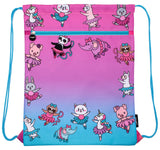 Customised Drawstring Bag - Ballet World