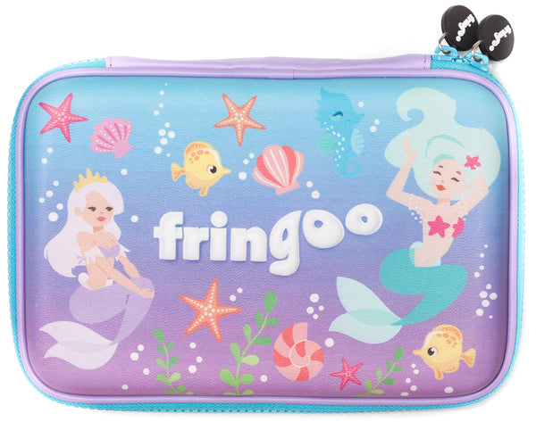 Hardtop Pencil Case - Mermaids
