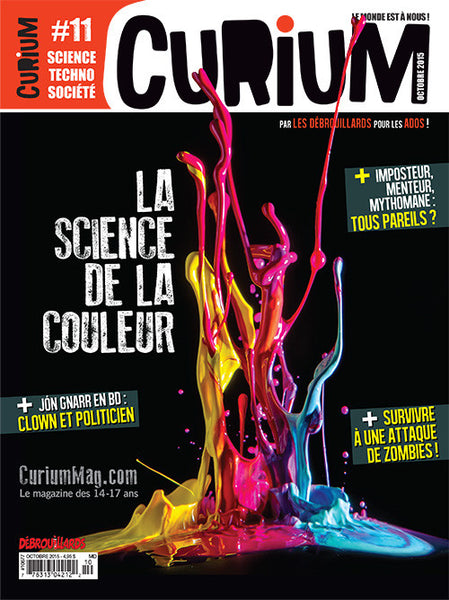 CURIUM NO 11 - OCTOBRE 2015