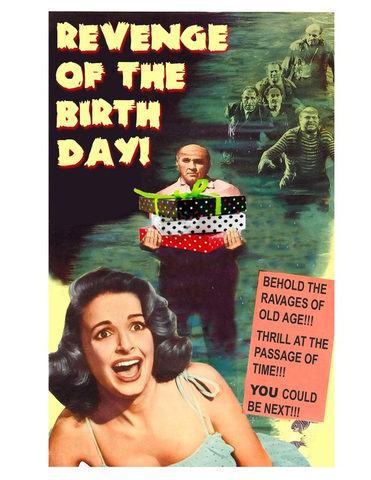 Alternate Histories Revenge of the Birthday Card