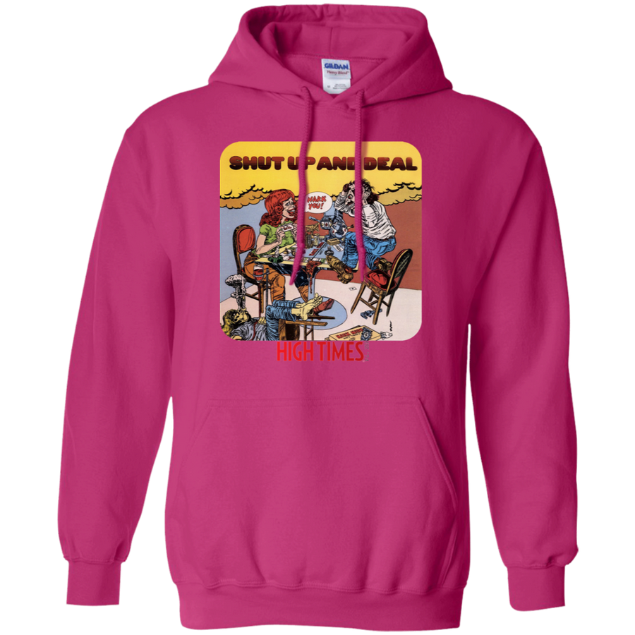 Shut Up and Deal Hoodie