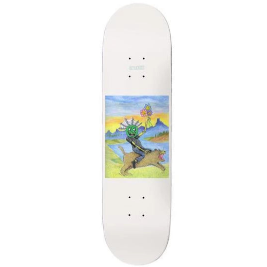 Baker Deck Spanky Jolly Man 8.125""