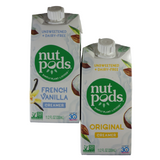 Nutpods - Nut Cream - Single/Multi-serving tetra paks