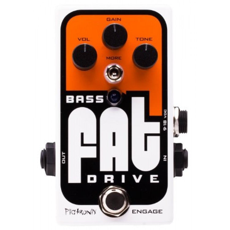 Pigtronix BOD Bass FAT Drive