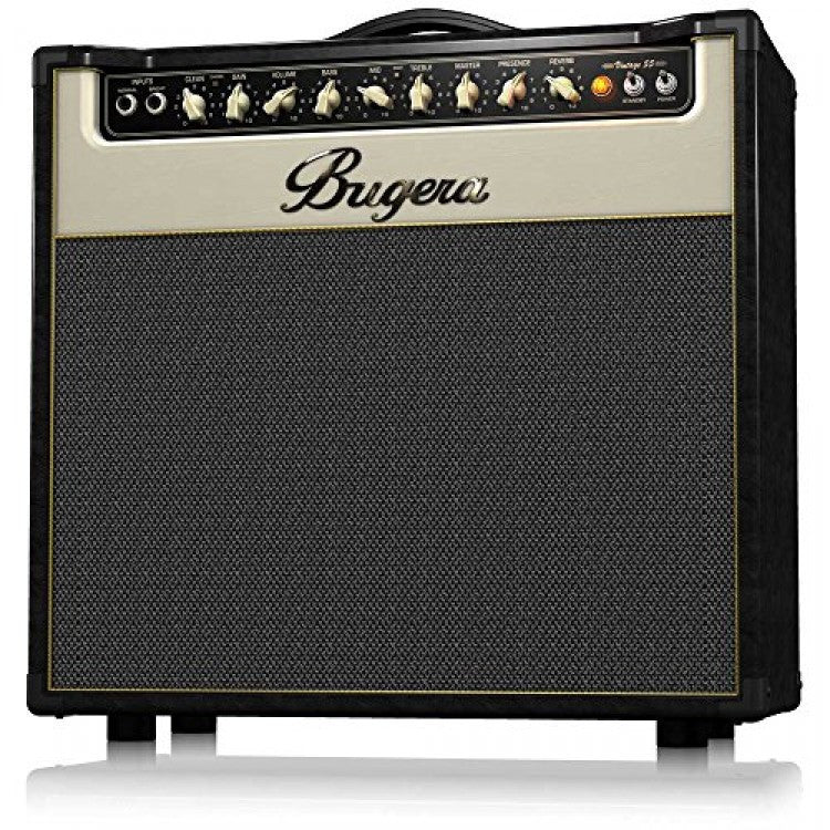 Bugera V55 55-Watt Vintage 2-Channel Valve Combo with Reverb