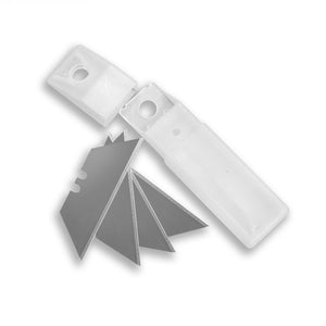 Red Pro RX Heavy Duty SK5 Blades With Blade Dispenser - Pack of 10