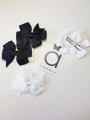 Bow clip 2 pc set