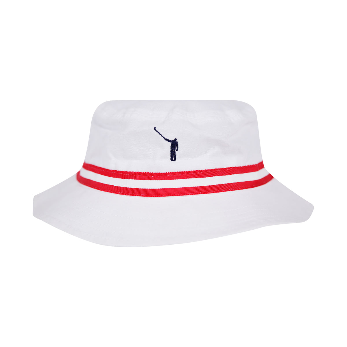 The No Laying Up Bucket | Red, White & Blue