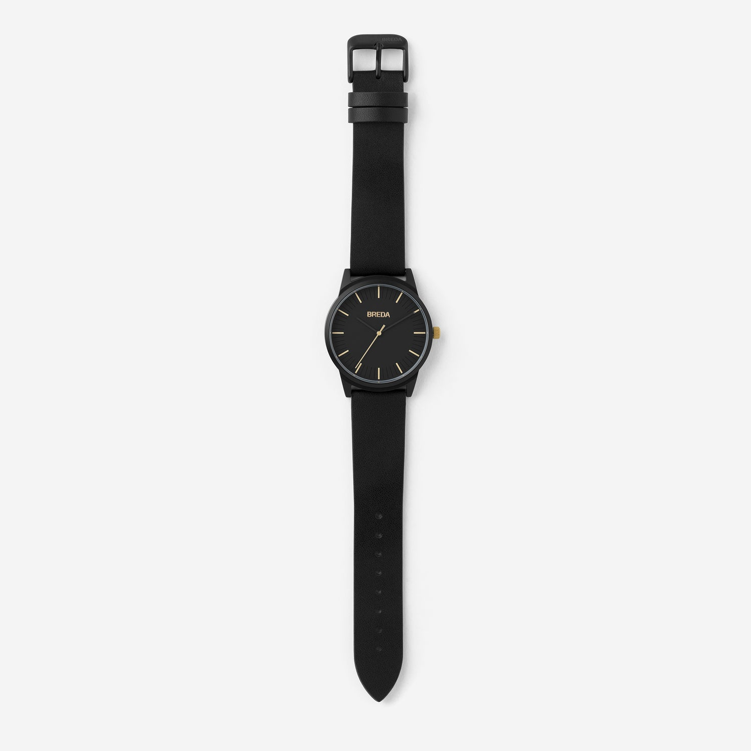 breda-bresson-5020n-gold-black-leather-long