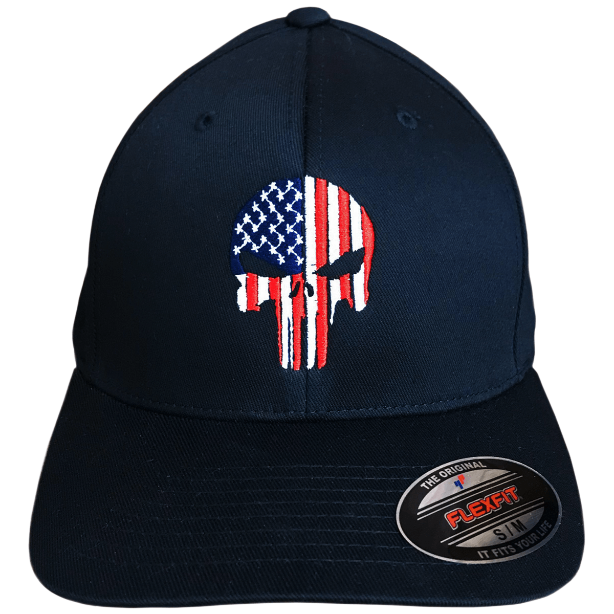 American Fearless Patriot Flexfit Hat