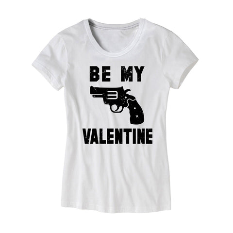 Be My Valentine Womens T-Shirt