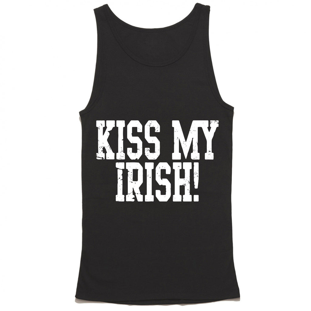 Kiss My Irish Tank Top