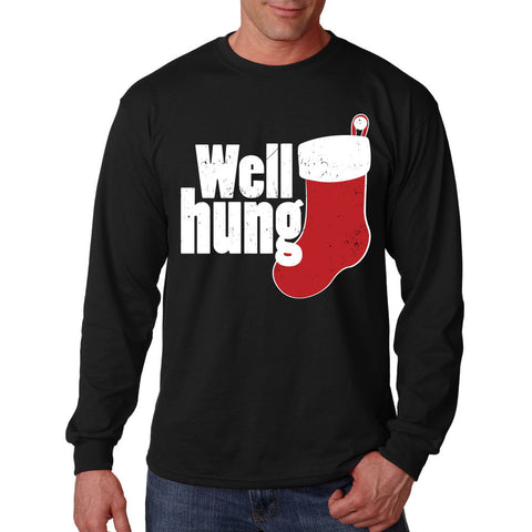 Well Hung Long Sleeve Shirt