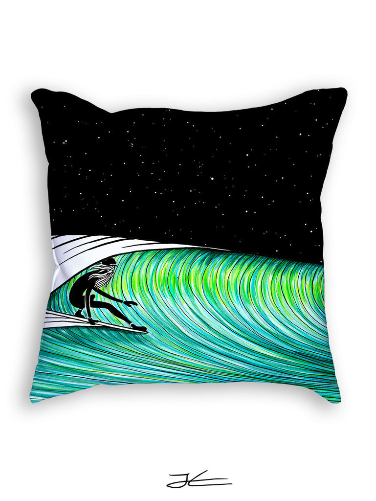 Winter Night Pillow