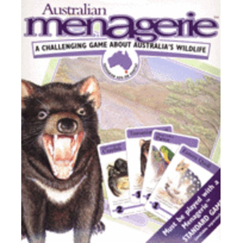 Australian Menagerie - Tasmanian Add-On