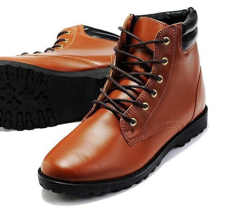 Mens Cool High Top Boots