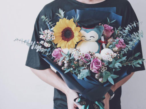 Graduation Flowers Bouquet