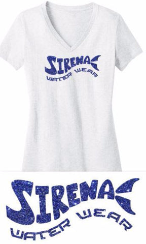Original Sirena V-Neck - White