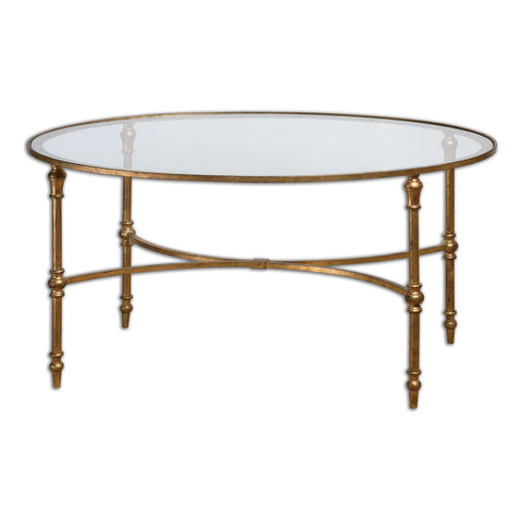 Vitya Glass Coffee Table