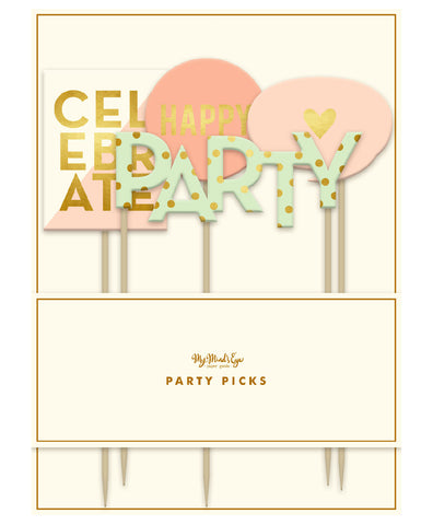 Trend Party Picks - Assorted