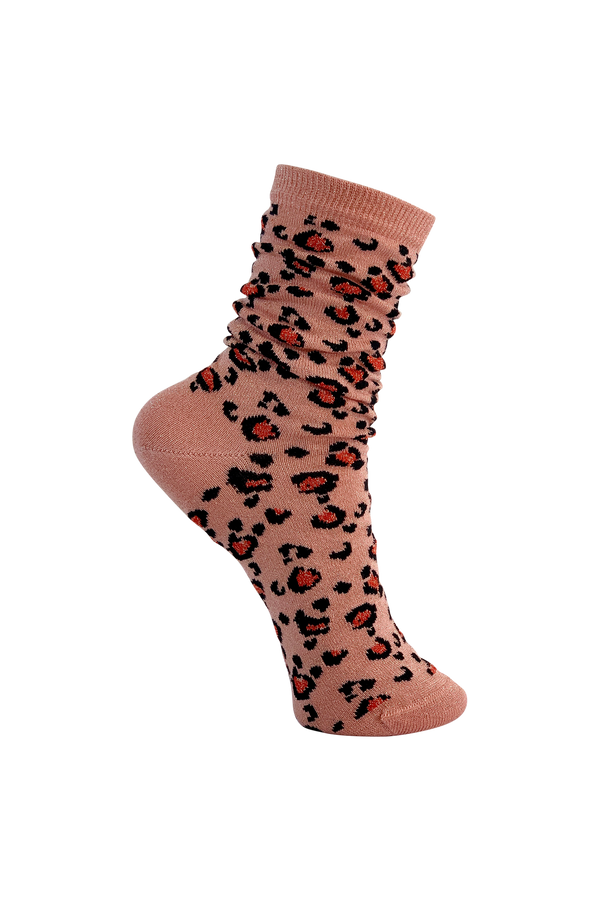 Sock animal - Candy/Red