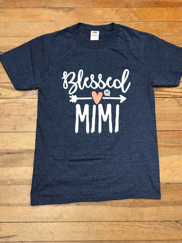 Blessed Mimi Girlie Girl Tee