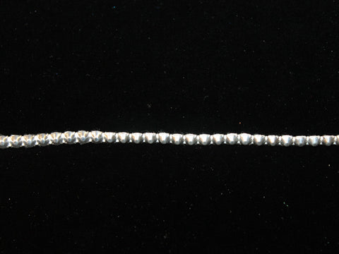 901/11 1 Row AB Rhinestone Trim - Golden D'or Fabrics