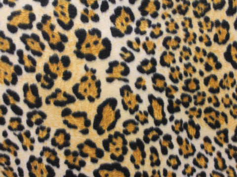 Big Hunter Fleece- Amber -  - Golden D'or Fabrics