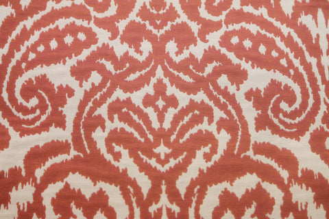 Barrow M9792 Coral - Golden D'or Fabrics