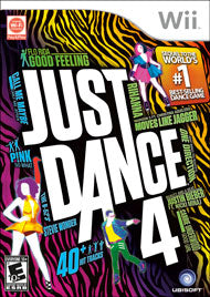 Just Dance 4 (Complete)