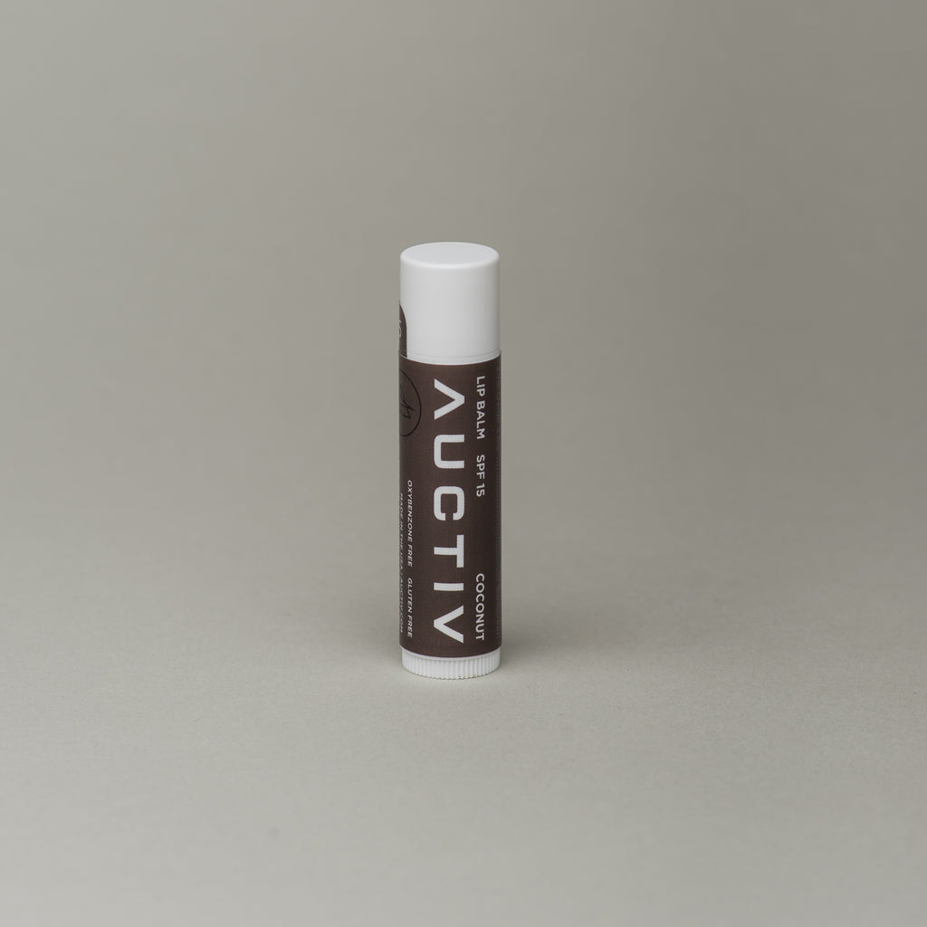 Coconut Lip Balm - SPF 15