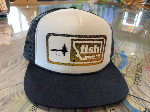 Live Outdoors - MT Fish Hat