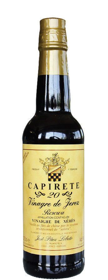 Capirete - 20 Year Sherry Vinegar