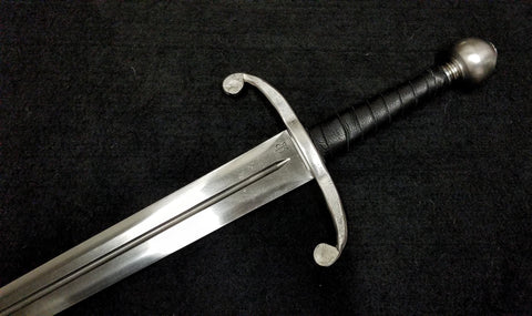 BKS Arming Sword w/ Forged Guard