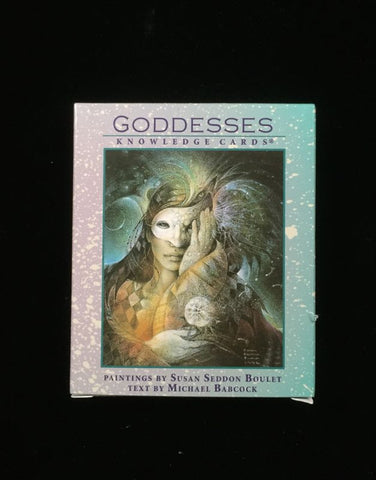 KNOWLEDGE CARDS GODDESSES