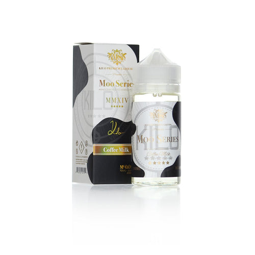 Kilo Moo Series Coffee Milk 100ml Vape Juice