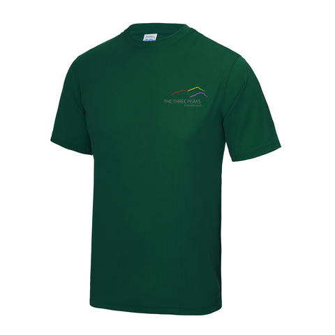 Three Peaks Mens Cool T (other colours are available)