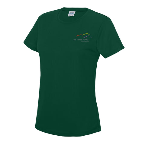 Three Peaks Ladies Cool T (other colours are available)