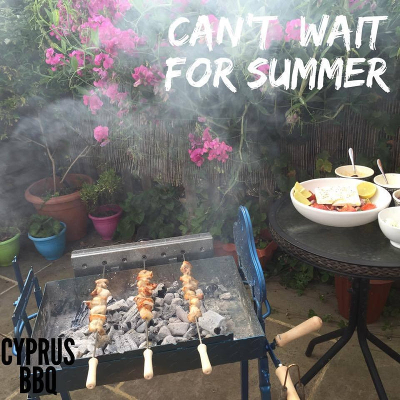 Get Ready for Spring & Summer with CyprusBBQ