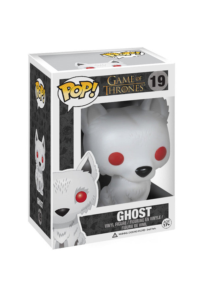 GAME OF THRONES Funko Pop! TV: Game Of Thrones - Ghost