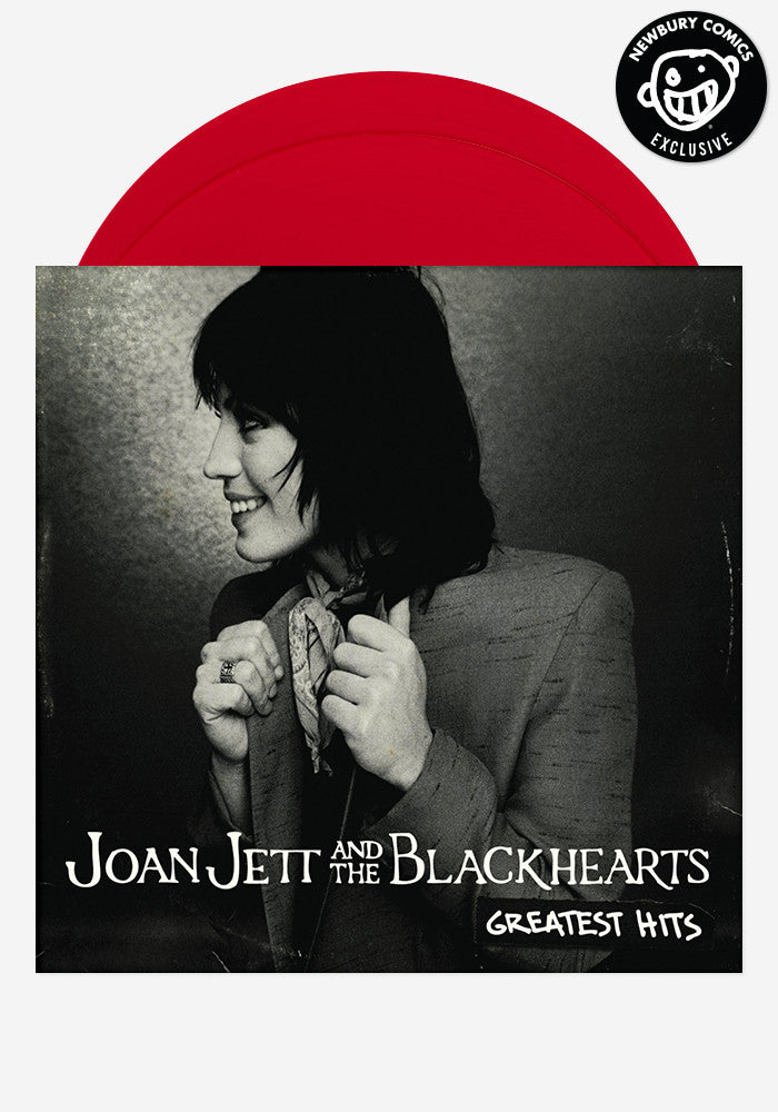 JOAN JETT AND THE BLACKHEARTS Joan Jett's Greatest Hits Exclusive LP