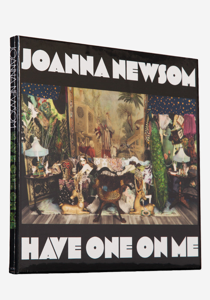 JOANNA NEWSOM Have One On Me  3 LP Box Set
