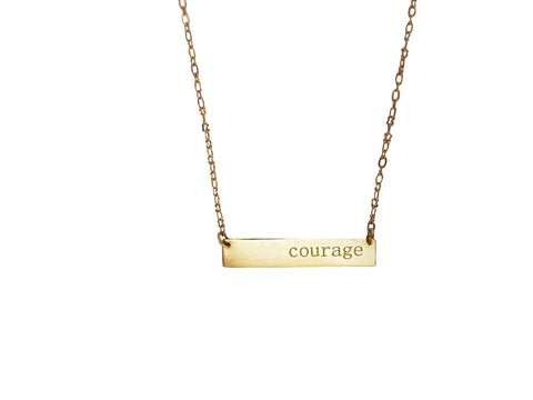The Courage Necklace