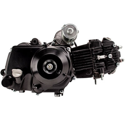 Engine Assembly - 110cc Automatic with Reverse - Version 5 - VMC Chinese Parts