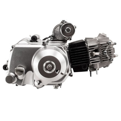 Engine Assembly - 110cc Automatic with Top Mount Starter - Version 8