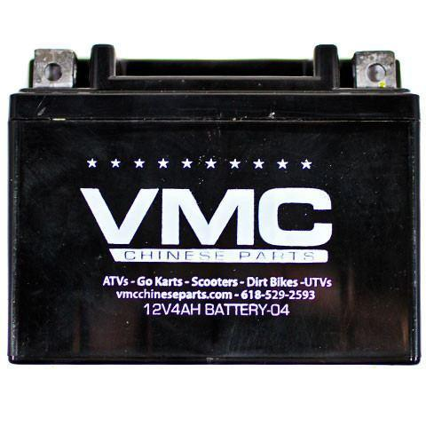 Battery 4Ah 12 Volt