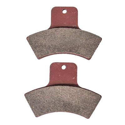 Disc Brake Pad Set - Version 25 - VMC Chinese Parts